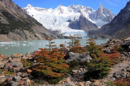 Los Glaciares National park  Stock Photo