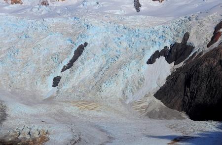 los glaciares: Grande ghiacciaio del Parco Nazionale Los Glaciares