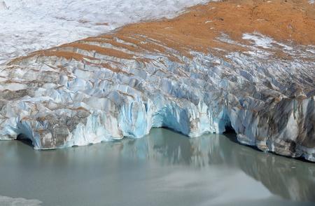 Grande glacier  Los Glaciares National park