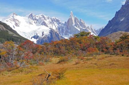 Cerro Torre mountain  Los Glaciares National park