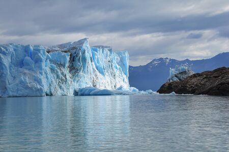 perito: Perito Moreno glacier  Patagonia