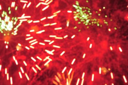 Fireworks   Day of the city  celebration
