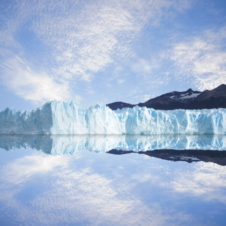 perito: Perito Moreno glacier  Argentina  Stock Photo