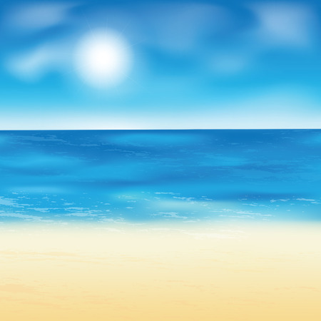 sand beach: Sand beach background