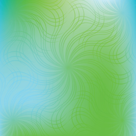 Abstract swirl vector colorful background. Vector
