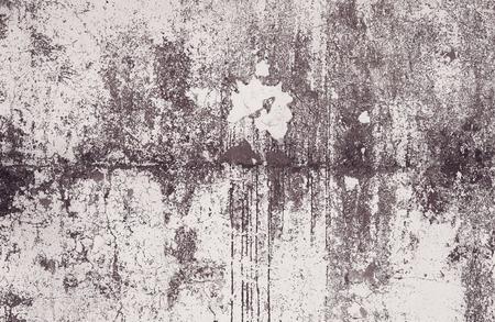 コンクリート壁のテクスチャの背景が灰色。
