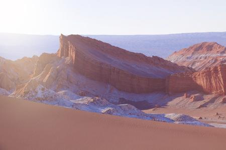 san pedro: The amphitheater in Moon Valley near San Pedro de Atacama. Chile.