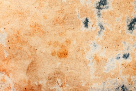Close up image of the old paper textured background.
