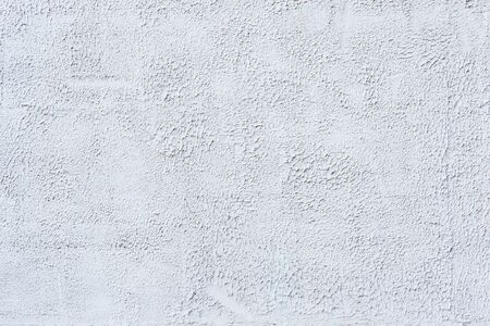 White background of the concrete wall texture.