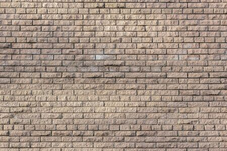 Colorful brick wall background. Stone brick texture. Stok Fotoğraf