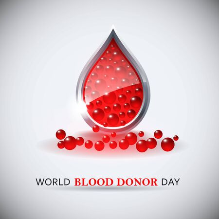 World blood donor day image. Stockfoto - 149381152