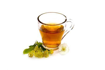 english ethnicity: the lime flower tea