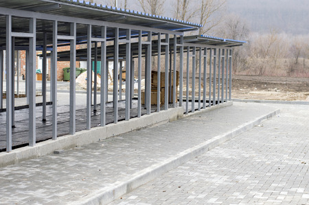 new dog shelter enclosures, charity and mercy theme, animal shelter, dog rescue, volunteer work