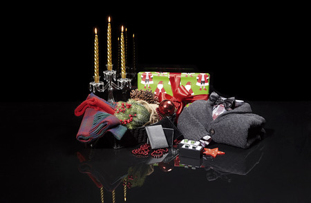 Gift set for New Year photo