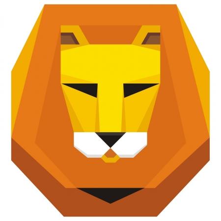 constructivism: Lion Head