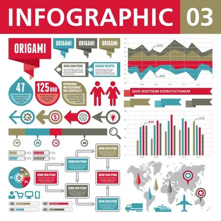 infogaphics: Infographic Elements 03