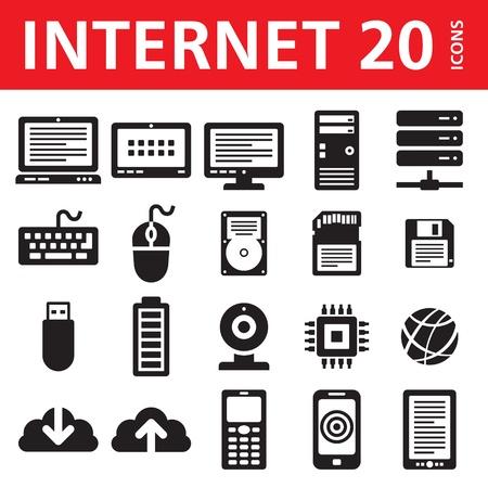 hdd: Internet 20  Illustration
