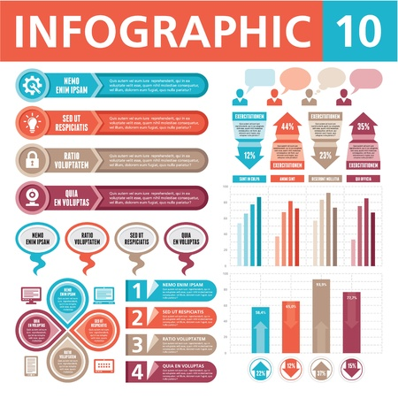 Infographic on infographics
