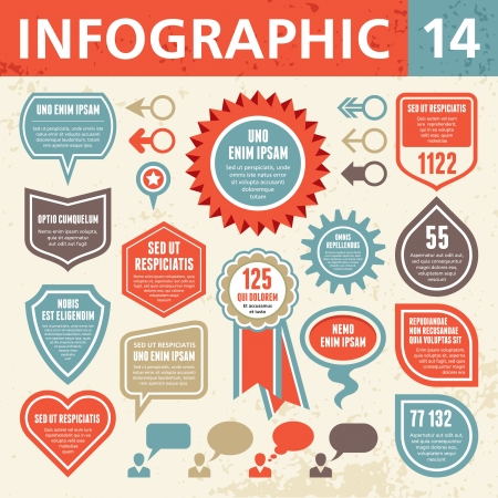 14: Infographic Elements 14 Illustration