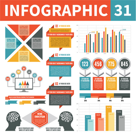 Infographics Elements 31