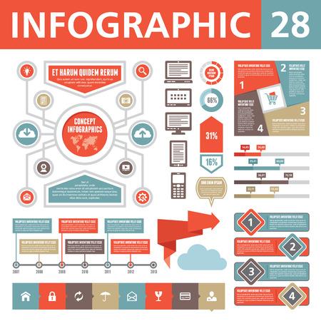 Infographics Elements 28