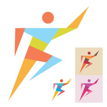 Running Man - Sport Sign