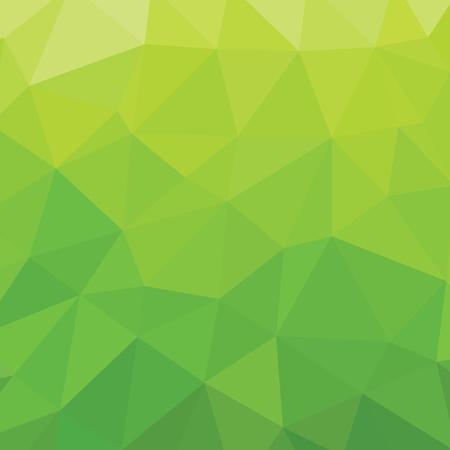 초록: 추상적 인 배경 - 기하학적 인 패턴