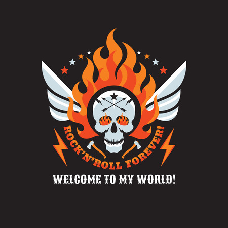 thrash: new concept - welcome to my world