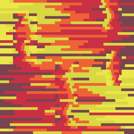 glitch: Abstract background pattern in glitch style design for creative print poster, website, brochure cover and other design projects. Glitch vector background. Glitch pattern. Digital background.