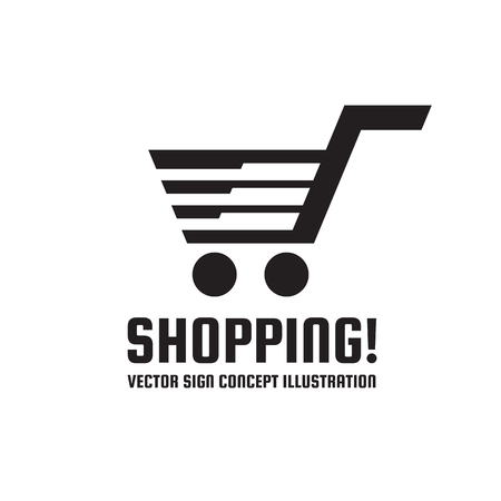 web: Web shopping - Illustration