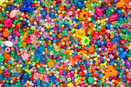 excellent background: excellent background texture with colorful beads, colorful pattern