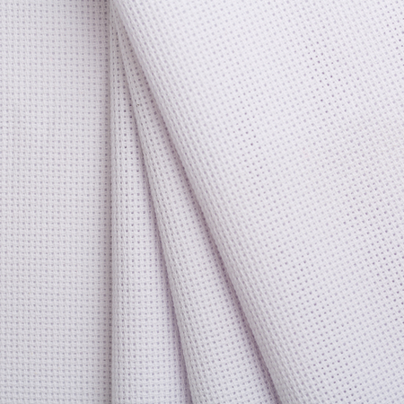 fabric for needlework. Fabric that will show all your talents with needlework Stock Photo