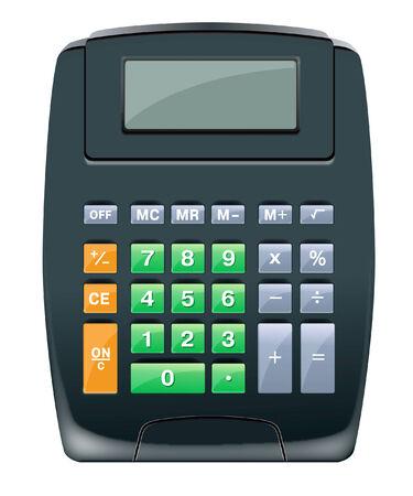 Calculator Stock Vector - 5105060