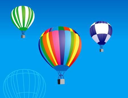 aeronautical: Hot Air Balloons