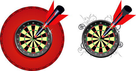 Darts as a concept to achieve the goal Vector