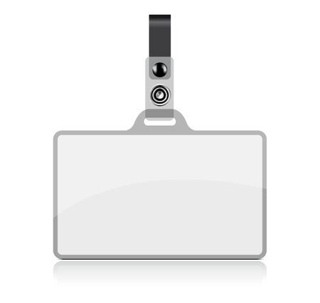 Els van namen van vector op witte achtergrond. Geen transparantie en effecten.