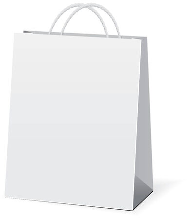 shopping paper bags Stock Vector - 6584824