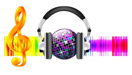 disco ball  Stock Vector - 6829738