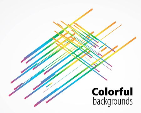 Abstract colorful background Stock Vector - 7022053