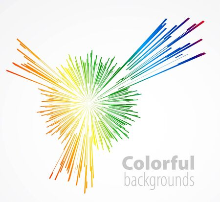 Abstract colorful background Stock Vector - 7022058