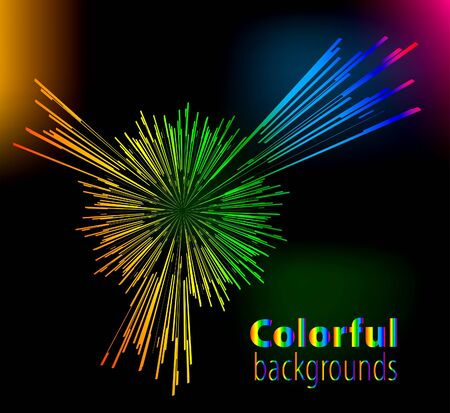 Abstract colorful background Stock Vector - 7022061
