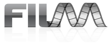 creative industries: film strip