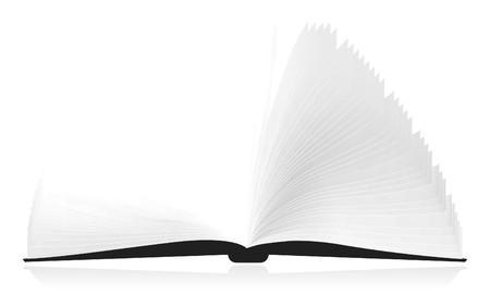 book Stock Vector - 7160700