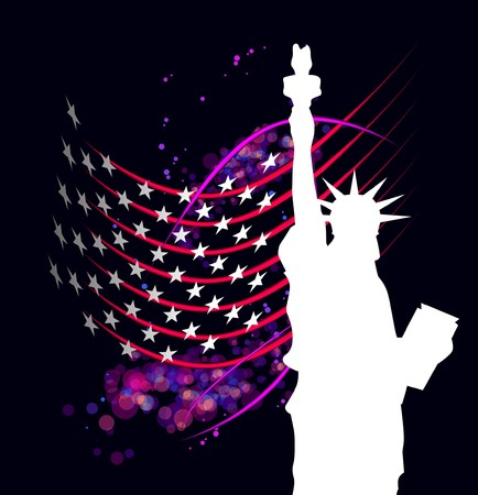 Statue of Liberty Stock Vector - 7160705