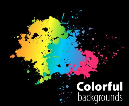 Abstract colorful background Stock Vector - 7160717