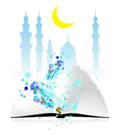 Ramadan Illustration