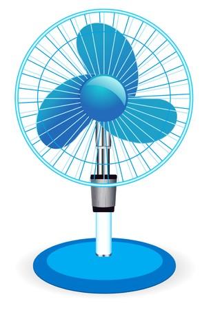 conditioning: ventilador de mesa