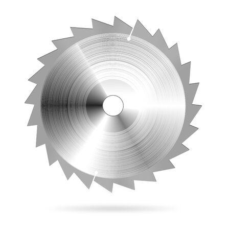 Circular saw blade Stock Vector - 8208173