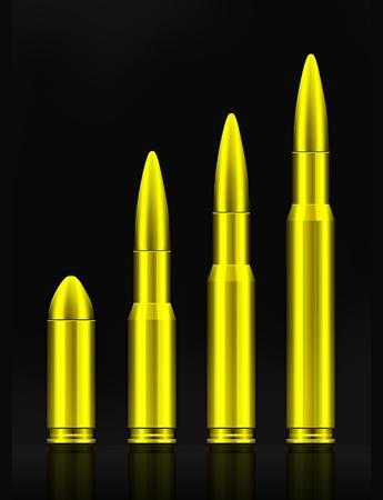 caliber: Set of bullets