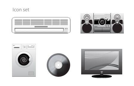 cd recorder: Icon tech